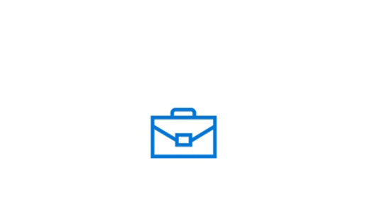 Briefcase icon.