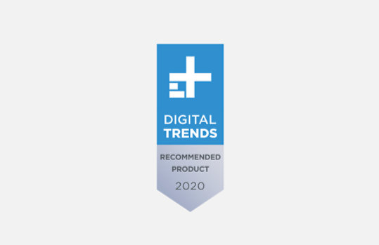 Digital Trends Recommended Product 2020