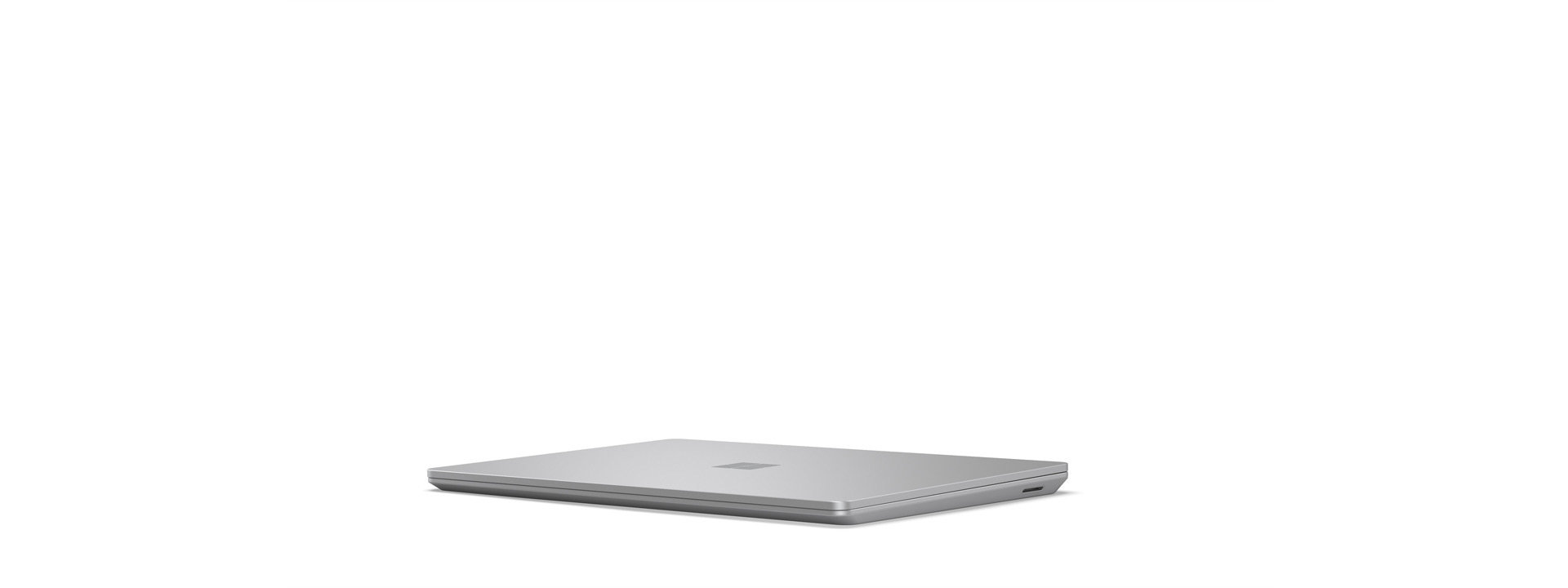 Rotating view of Surface Laptop Go.