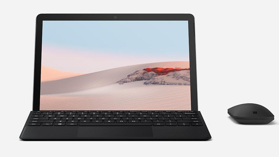 Surface Mobile Mouse مع كمبيوتر محمول متوافق مع Surface.
