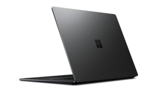 The exterior of the Surface Laptop 3.