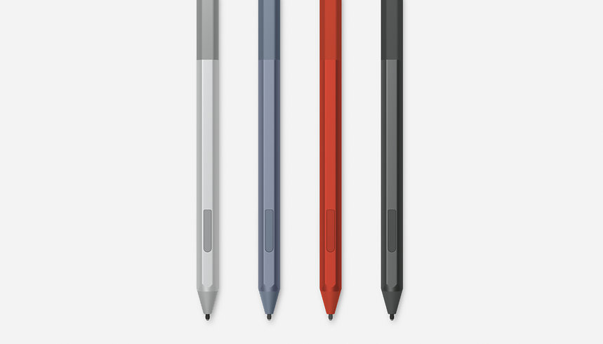 Surface Pens in various colors.