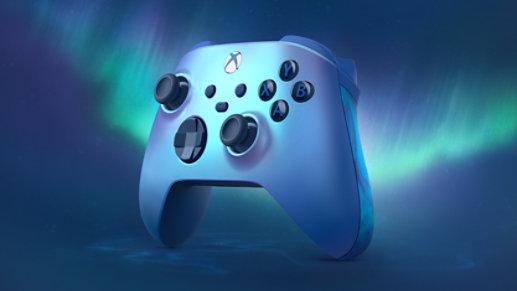 Xbox Wireless Controller Aqua