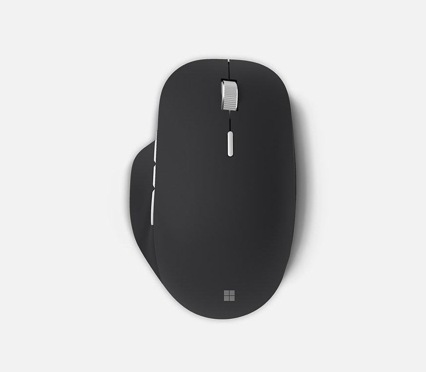 Microsoft Precision Mouse.