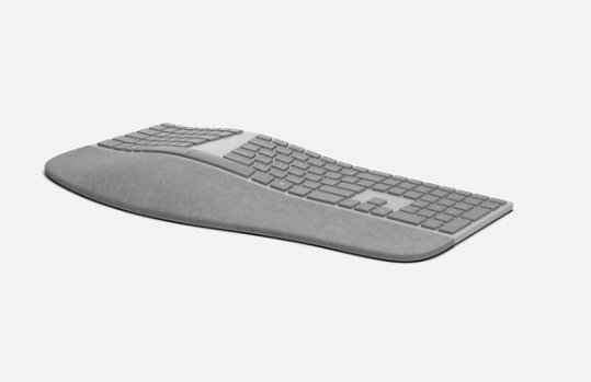 Surface Ergonomic Keyboard.