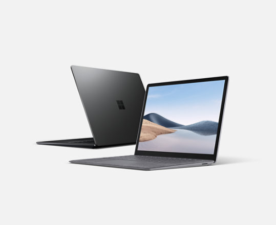 """Surface Laptop 4 in 13"""" and 15"""""""
