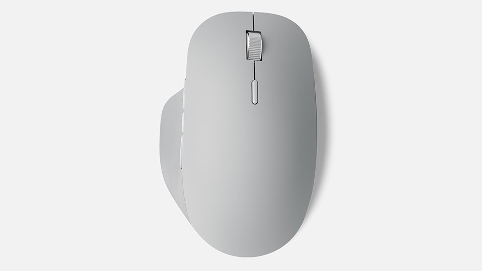 Surface Precision Mouse top view