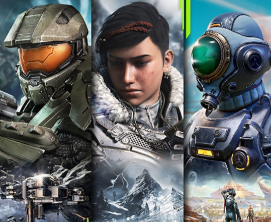 Xbox game characters