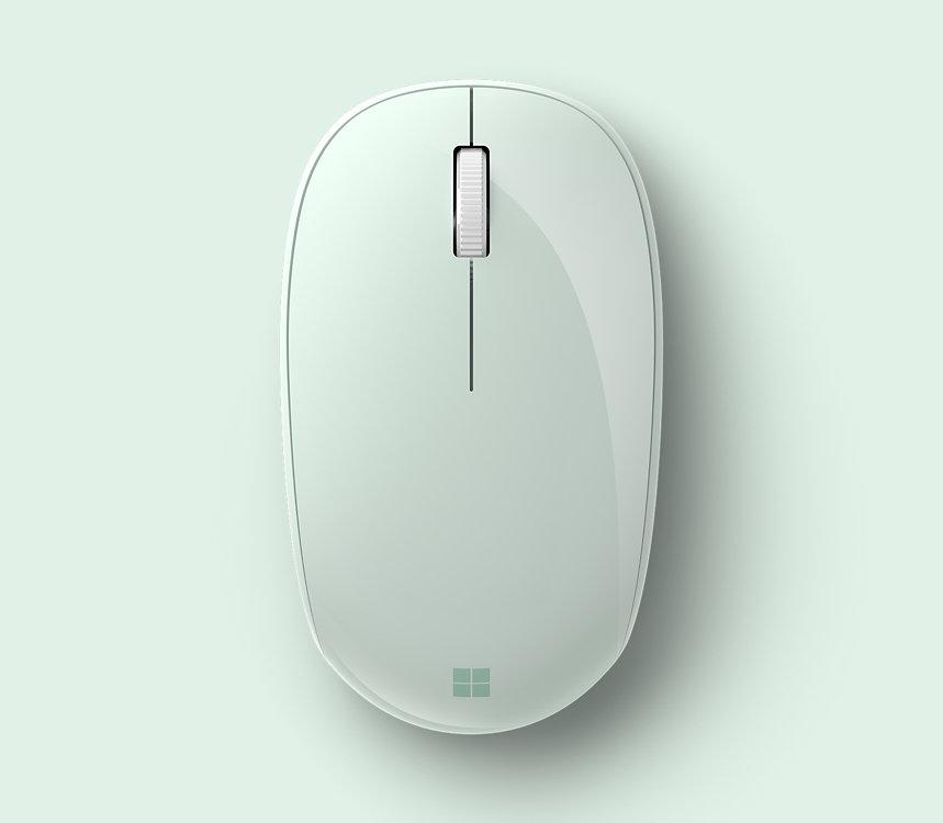 Microsoft Bluetooth Mouse.